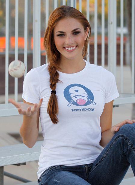 Tomboy-style-tee-shirt