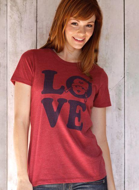 Tomboy-style-tee-shirt-love