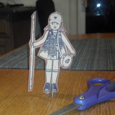 Cut-out-paper-doll