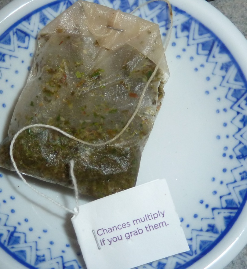 Yogi Green tea fortune