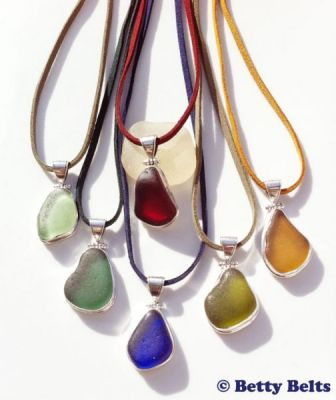 sea-glass-necklaces