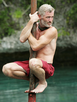 Tom Westman winner Survivor Palau