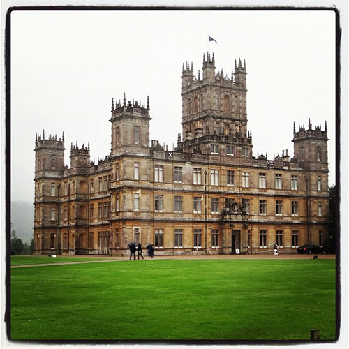 Downton-Abbey-House
