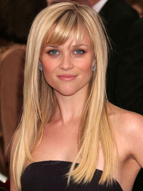 LOVE those bangs!