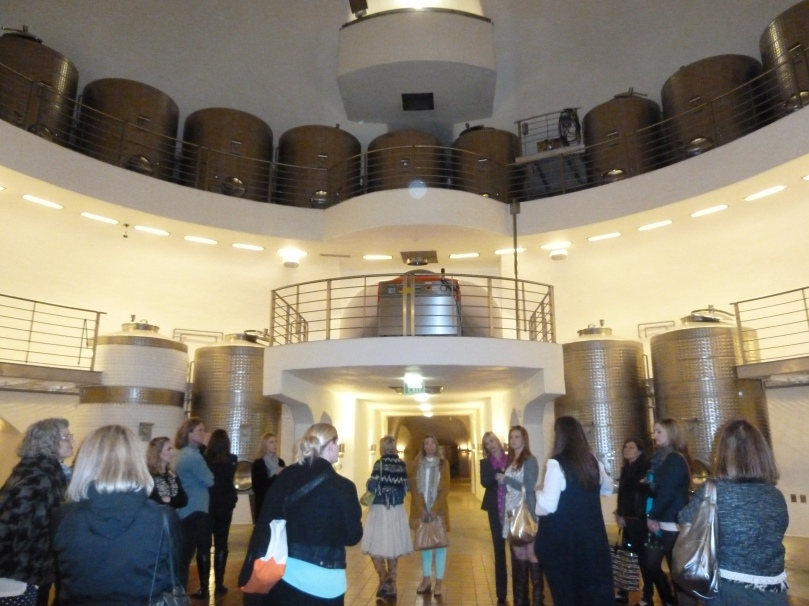 Palmaz-vineyards-tanks-downstairs