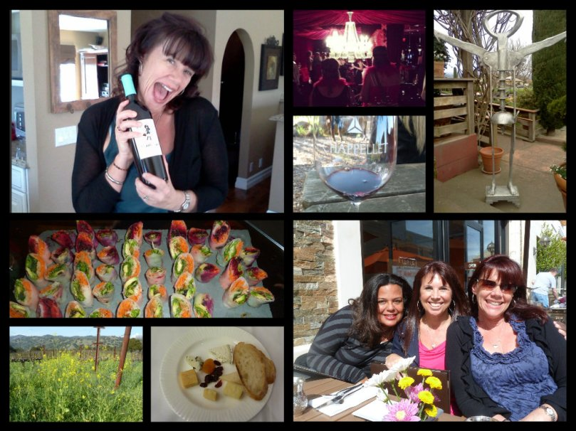Wine Sisterhood Gathering 2013