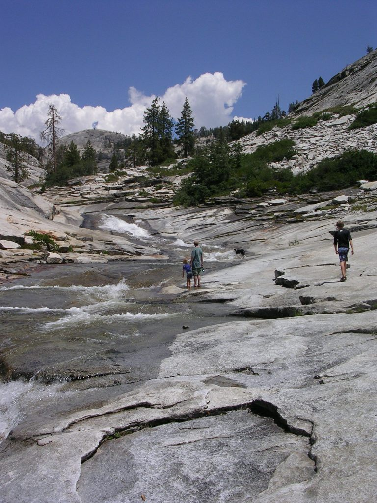 Granite-pools-at-Dinky-Creek
