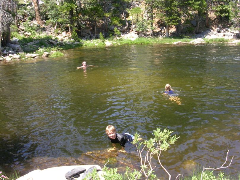 Swimming-hole