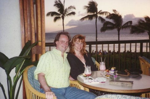 Maui-honeymoon