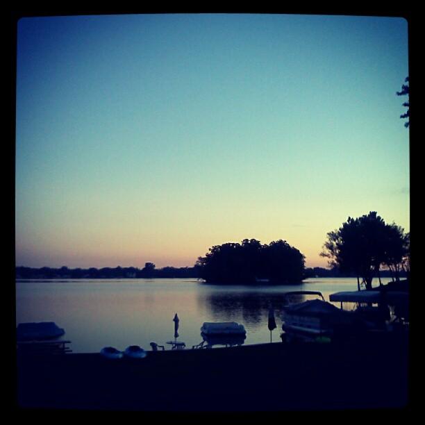 White Lake Sunrise