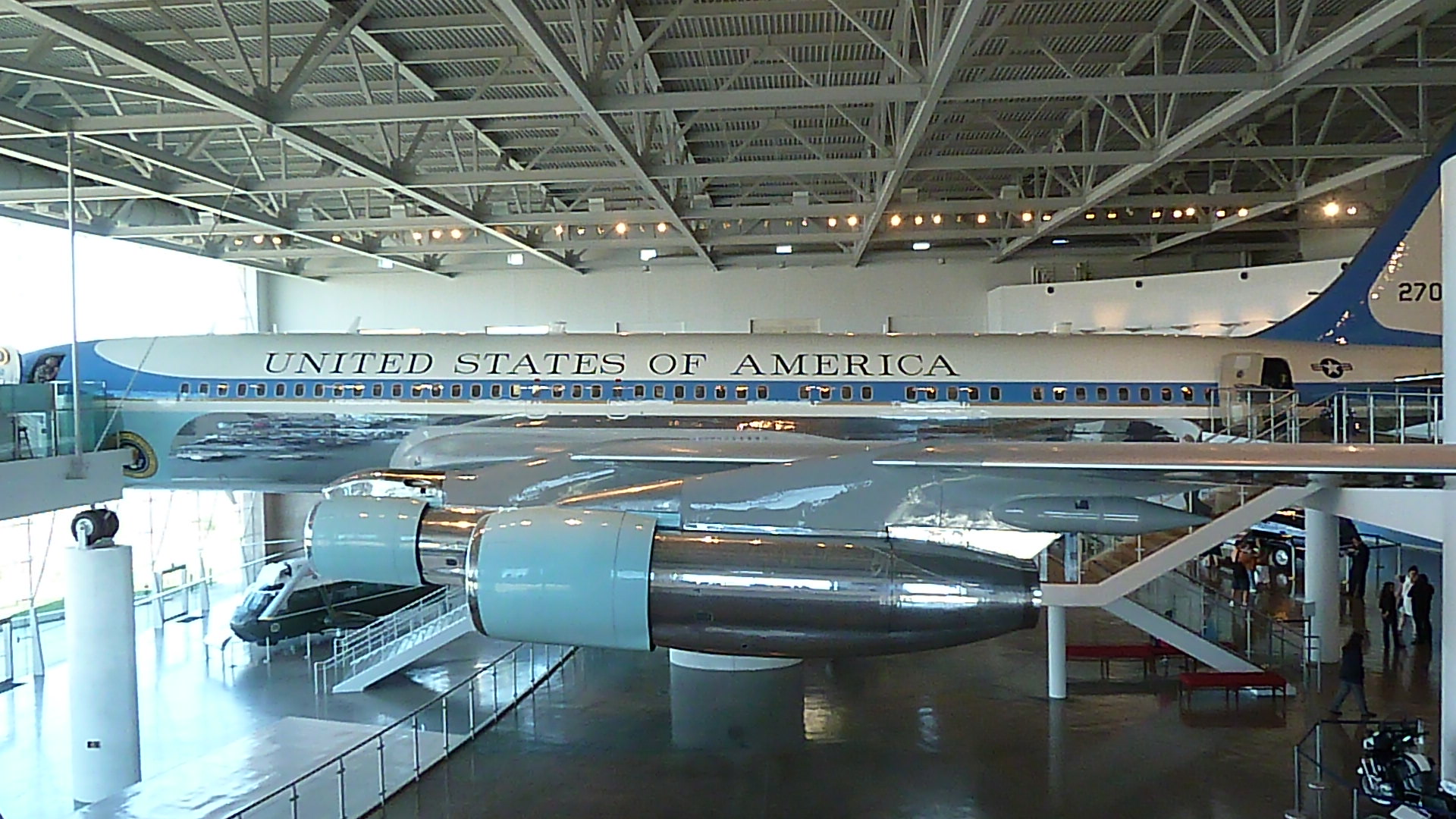 Reagan Library Exploring Air Force One The Berlin Wall