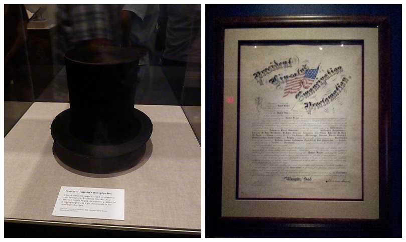 Lincoln-memorabilia