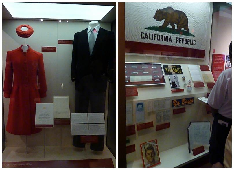 Reagan-library-memorabilia