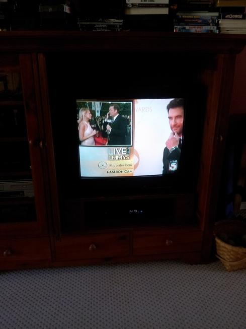 2013 Emmy Red Carpet Telecast