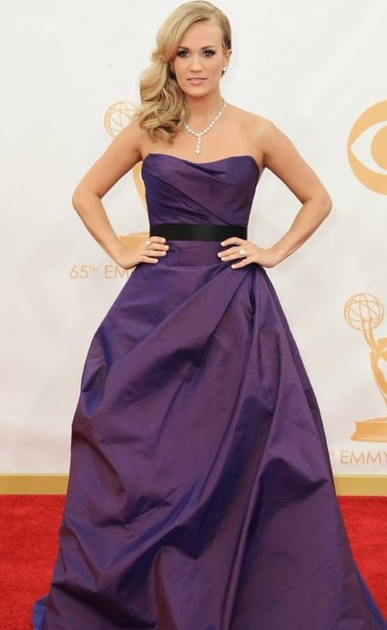 Emmys.2013.Carrie Underwood