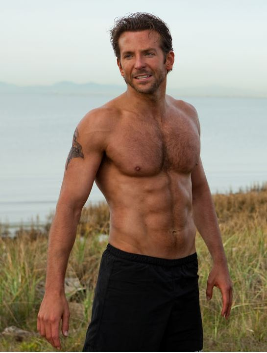 Bradley-Cooper-shirtless