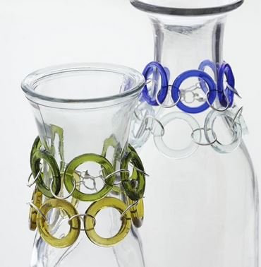 wine bottle bracelet