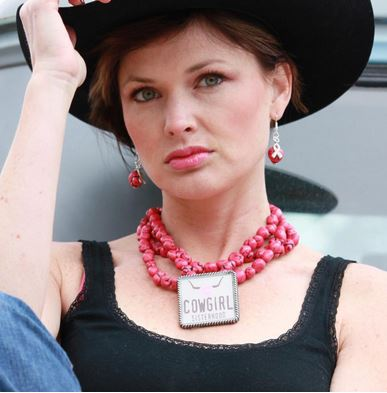Cowgirl Necklace