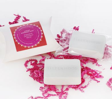 Wine Sisterhood Soap