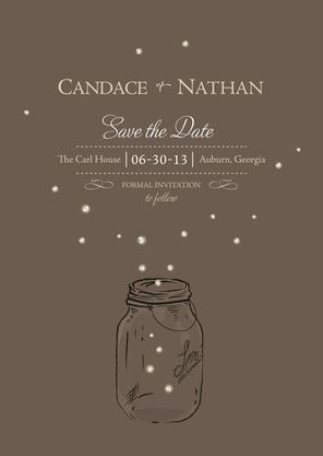 Fireflies-save-the-date-invitation