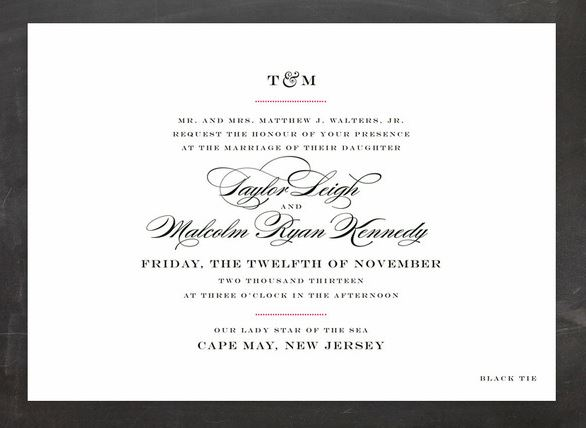 Classical-Wedding-invitation