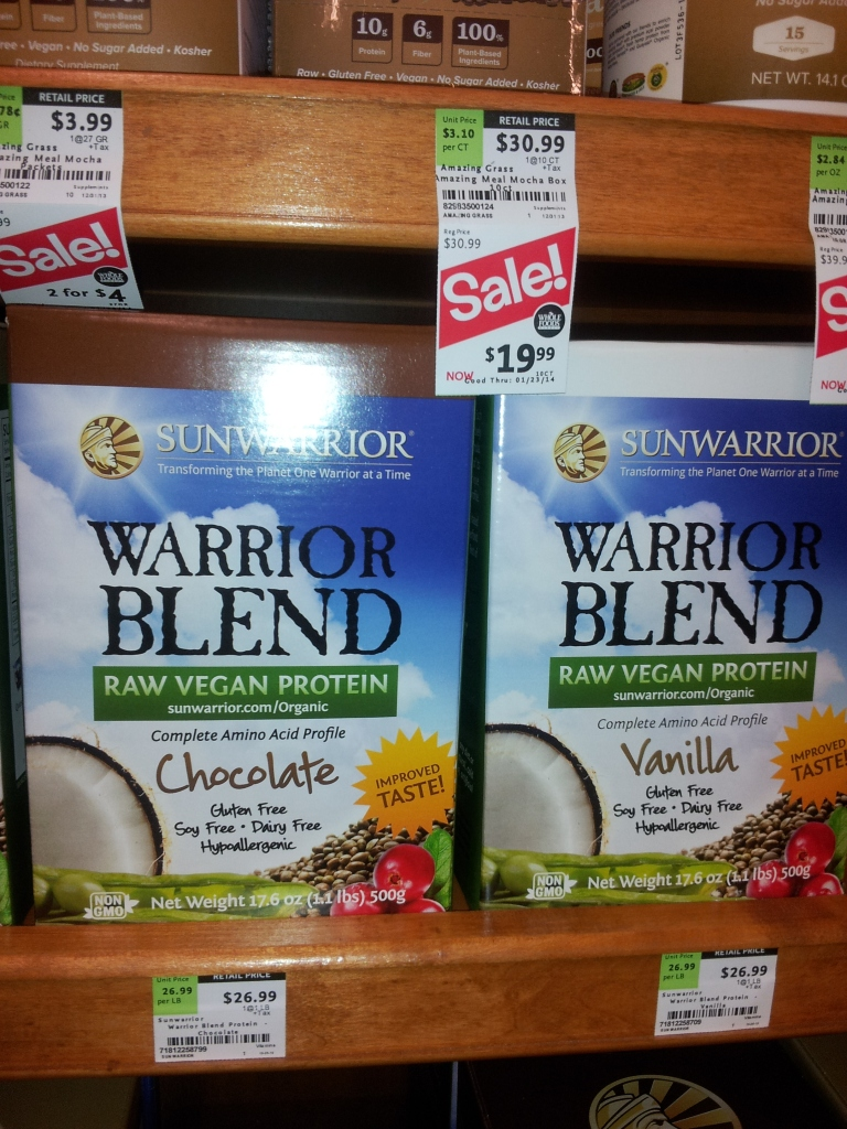 Warrior-Blend-Protein-Powder
