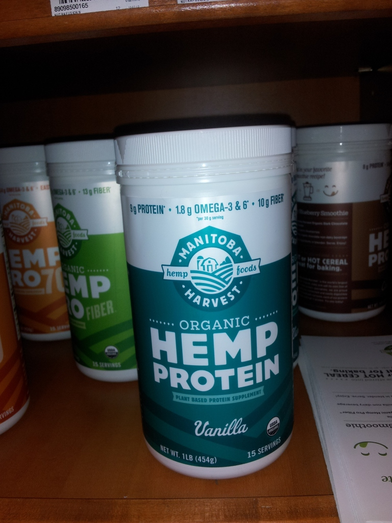 Hemp-Protein-Powder