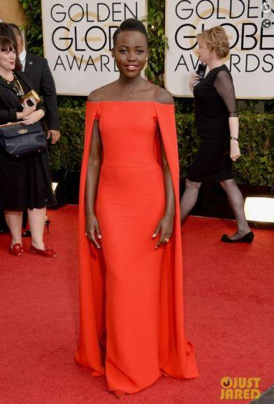 Lupita Nyong'o red carpet