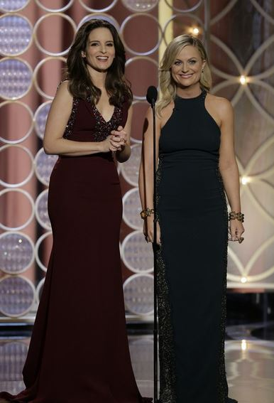 Tina Fey and Amy Poeler