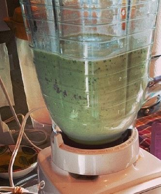 green-protein-shake