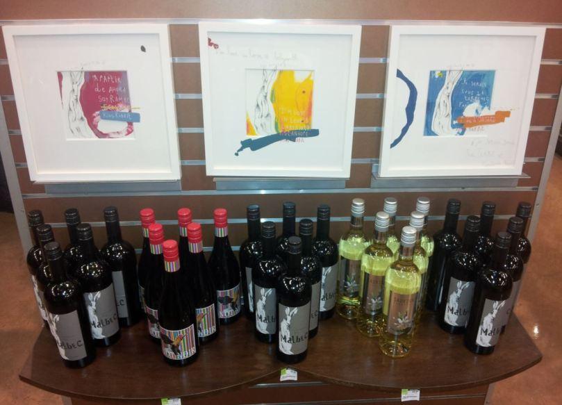 Gildas-Coudrais-wine-label-art