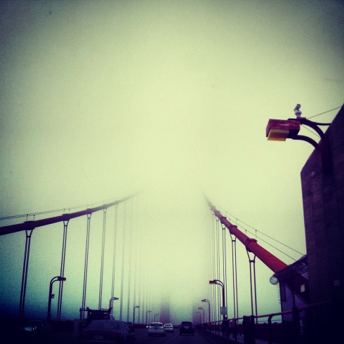 Golden-Gate-Bridge-Fogged-in