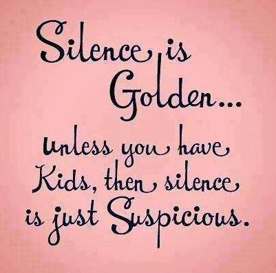 silence-is-golden-humor