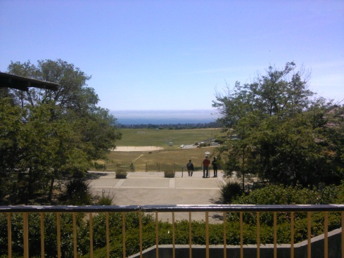 UCSC Beach View