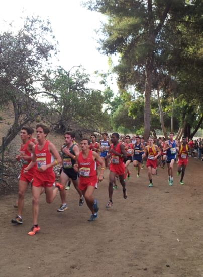 Mt. Sac JV National Race