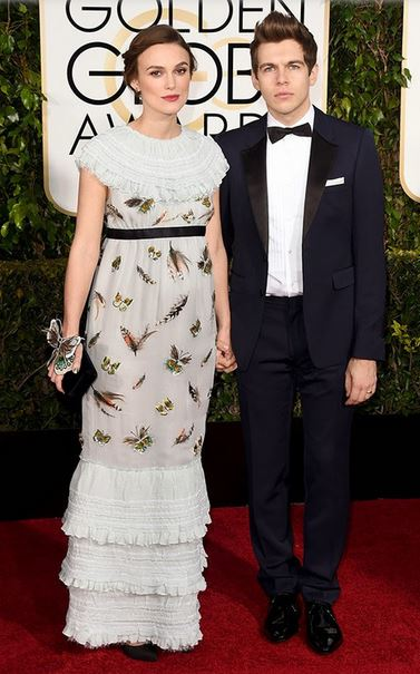 Golden-Globes-2015-Red-Carpet-Keira-Knightley-and-James-Righton