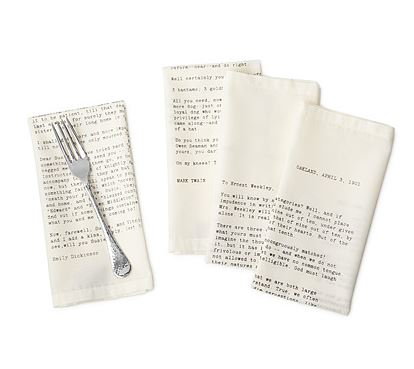 Uncommon-goods-love-letter-napkins