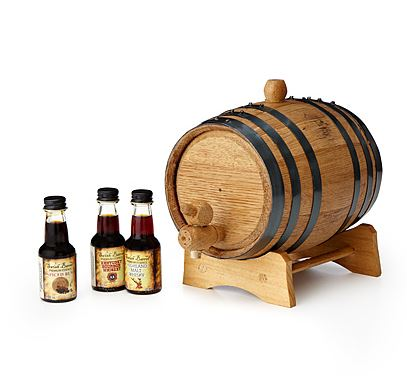Uncommon Goods.whiskey-making-kit