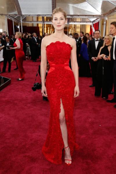 2015 Oscar-Rosamund Pike