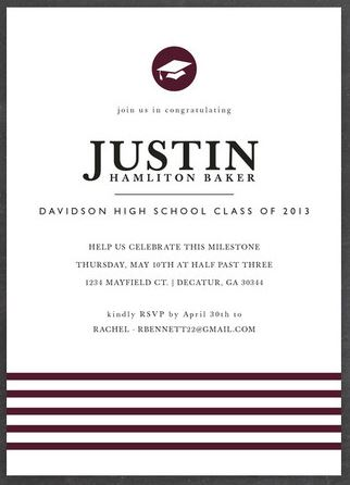 classic-graduation-announcement