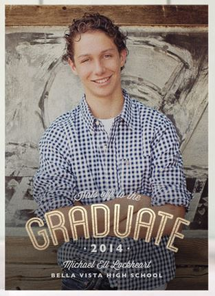 Photo-Graduation-announcement