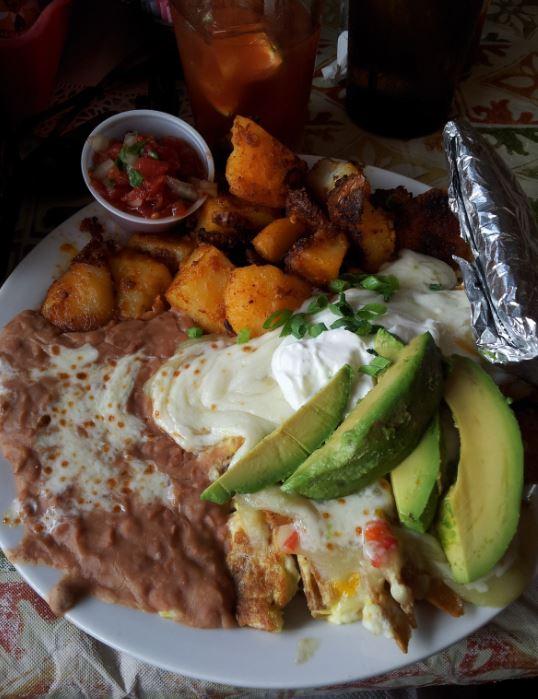 Mrs. Olson's Breakfast Oxnard