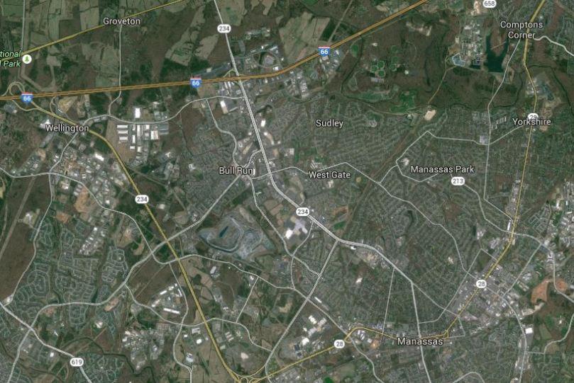Loudoun County Map