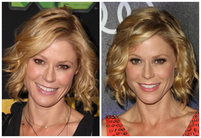 Julie Bowen-layered-bob-haircut