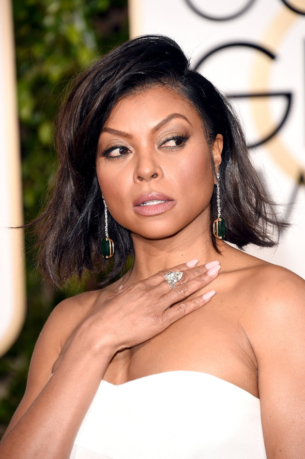 Taraji-P-Henson-earrings-2016-golden-globe-red-carpet