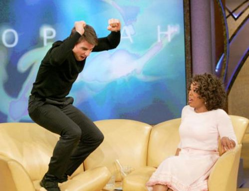 Tom Cruise Couch Jumping