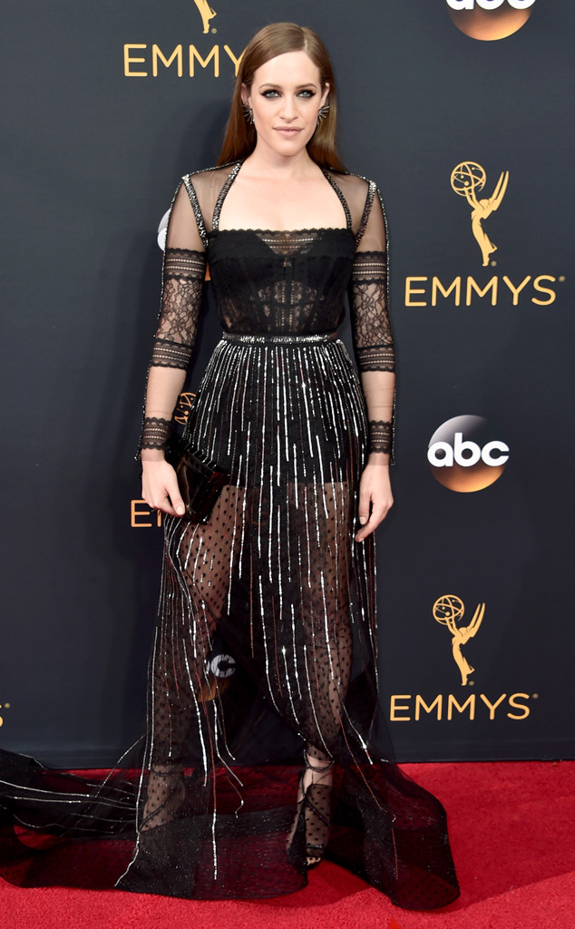 carly-chaikin-emmy-awards-red-carpet-2016