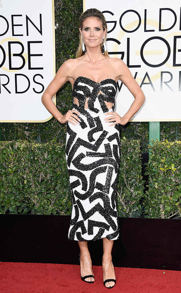 heidi-klum-golden-globe-awards