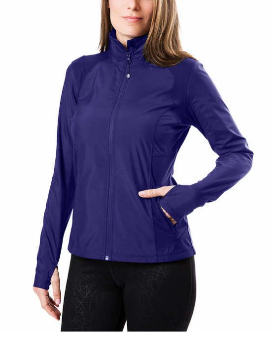Kirkland Signature Ladies Active Jacket