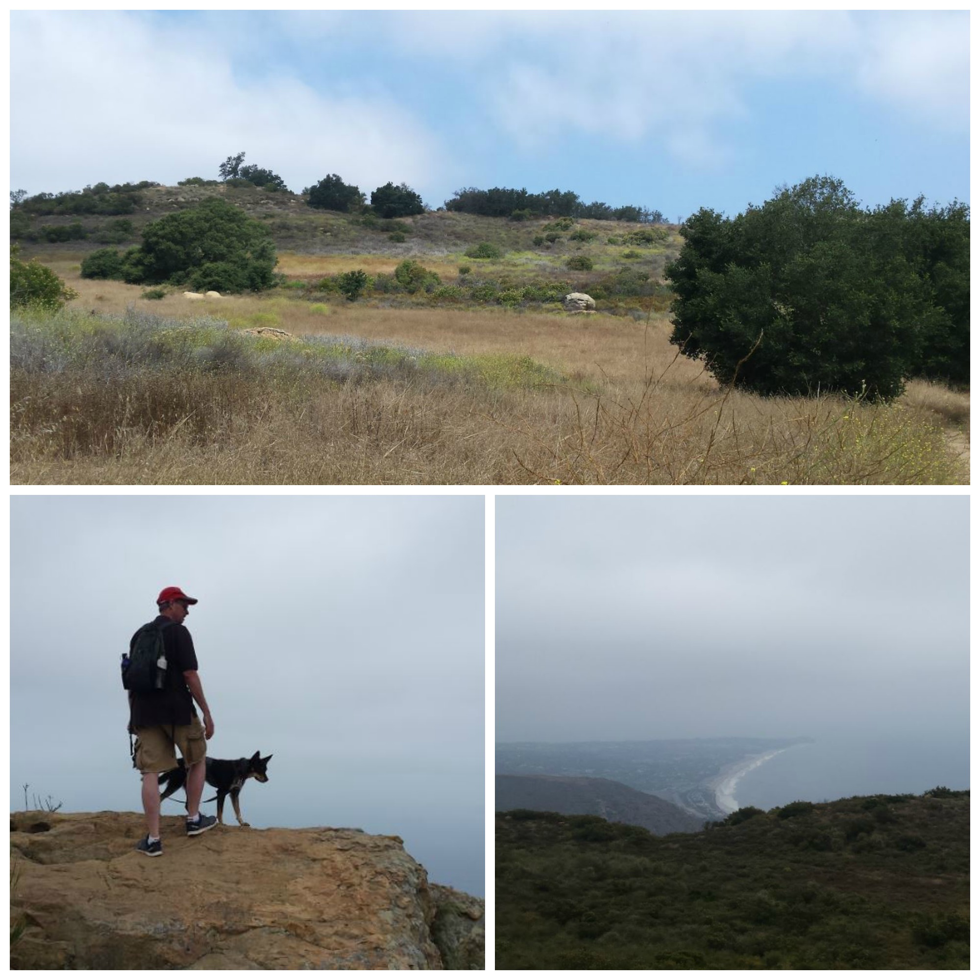 Malibu hike Charmlee Wilderness Park